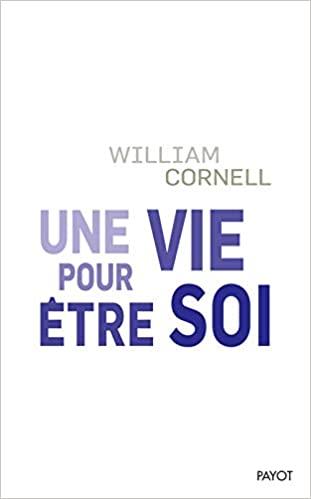 Couverture d'ouvrage: Une vie pour être soi