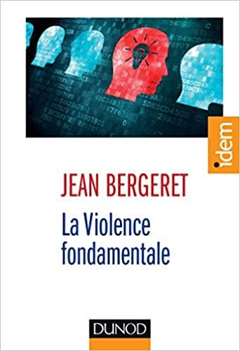 Couverture d'ouvrage: La violence fondamentale - L'inépuisable Oedipe: L'inépuisable Oedipe